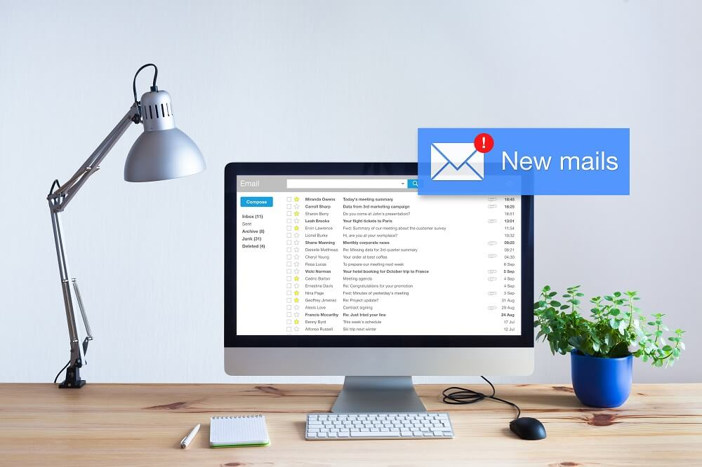 10 Reasons Why You Should Switch to Gmail from Your Desktop Client