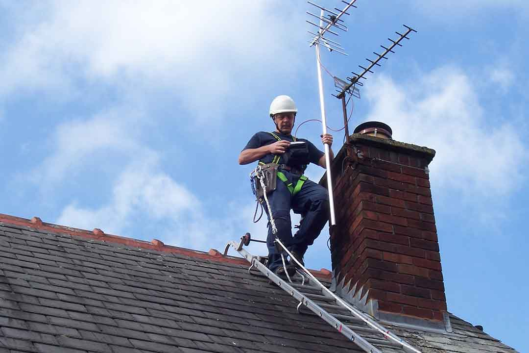 Antenna Repairs & Servicing Support