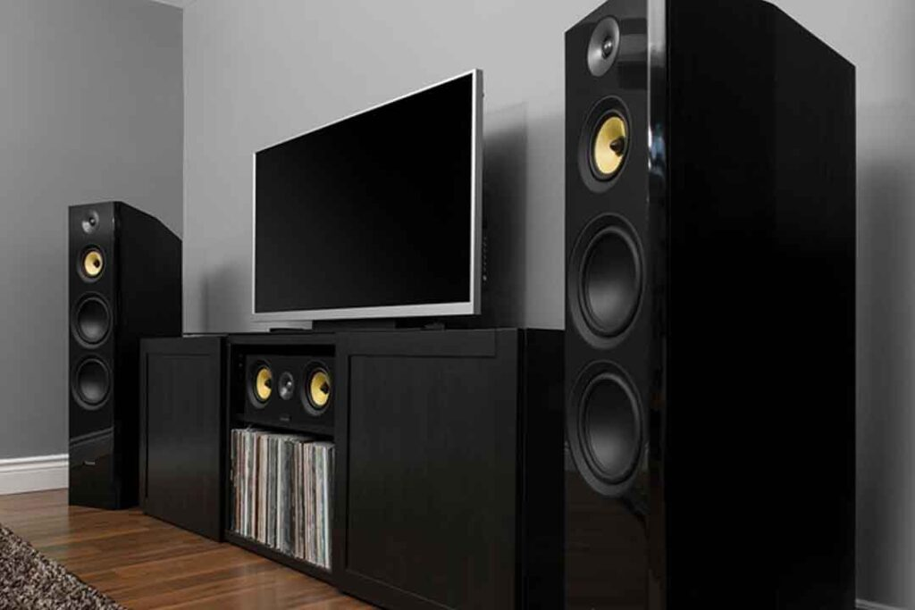 Home Theater/Surround Sound System Setup