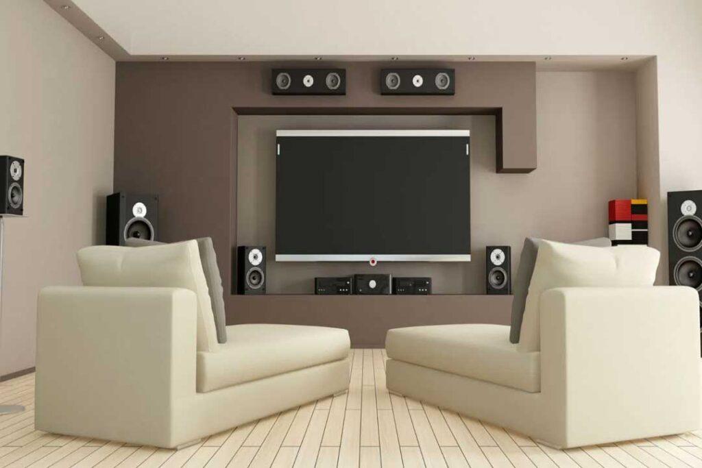 Home Theater/Surround Sound System Setup