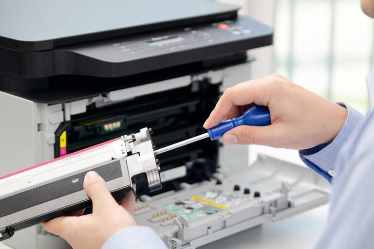Peripheral Setup, Troubleshoot & Repair