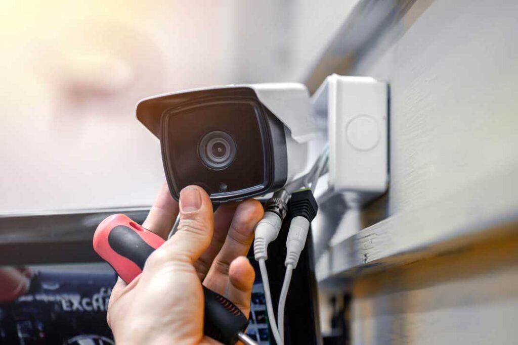Smart-Security-Cam-Installation