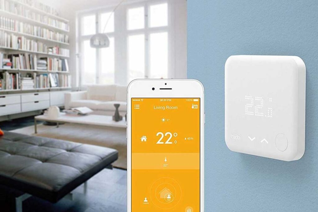 Smart Thermostat Installation And Setup