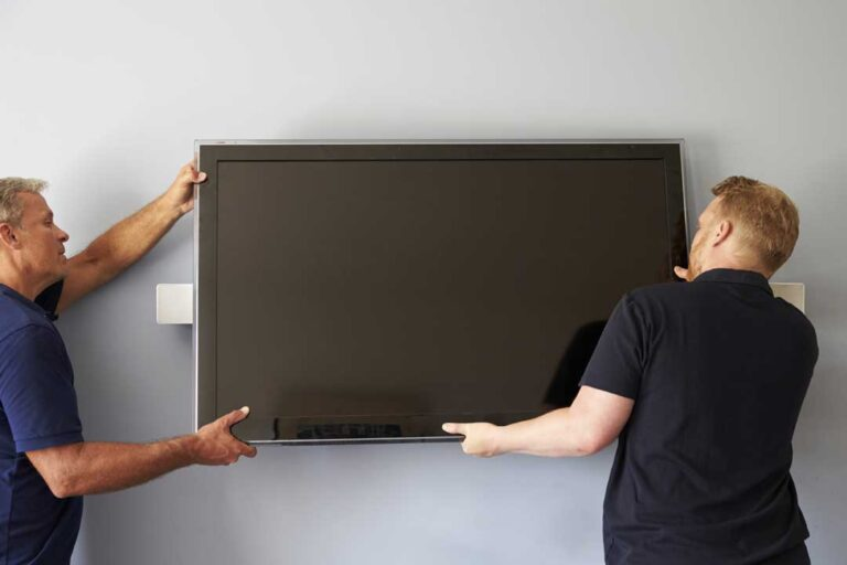 TV Wall Mounted Installations