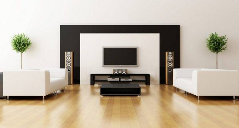 What's the best way to set up a surround sound system?