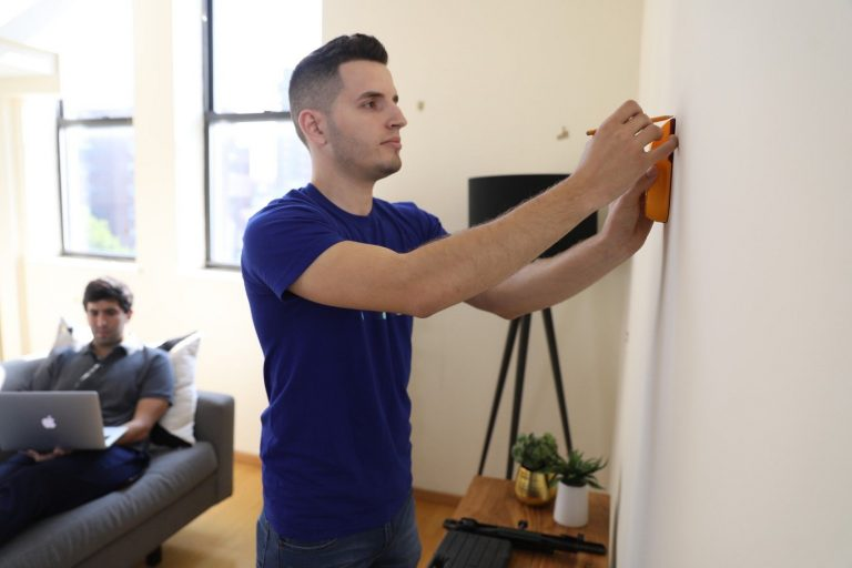 Planning to relocate? Here's your guide on how to get the TV mounted on the wall