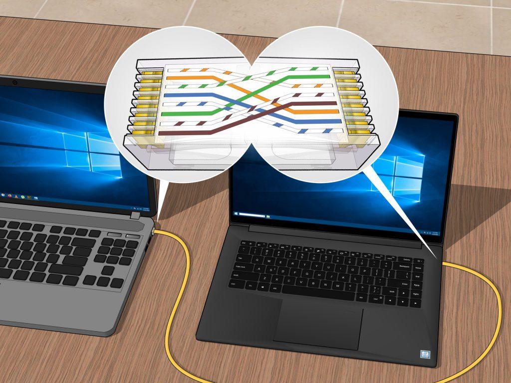 laptop data transfer