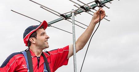 How to Fix TV Antenna?