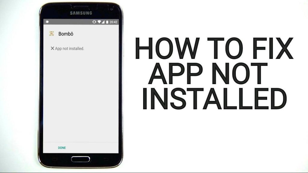 Mobile app installation issues