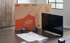 tips for Packing and Moving of a Big Screen TV